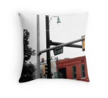 Legends Live On Throw Pillow