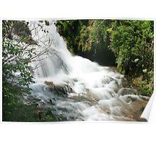 Lower Roughlock Falls lll Poster