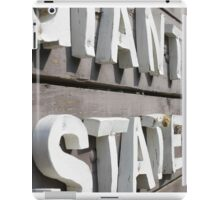 Giant City State Park iPad Case/Skin