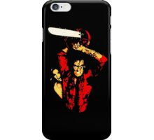 Weapon of choice. iPhone Case/Skin
