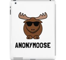 Anonymoose iPad Case/Skin