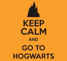Keep Calm And Go To Hogwarts by tshirtdesign