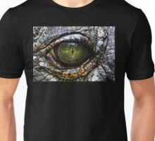 Eye of the Gharial Unisex T-Shirt