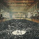Boxing in Vienna by Sammy  Slabbinck