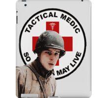 Eugene Roe Medic iPad Case/Skin