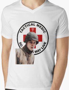 Eugene Roe Medic Mens V-Neck T-Shirt