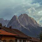 Zugspitze by Bethany Helzer