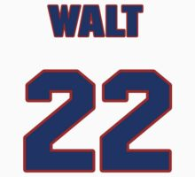 National baseball player Walt Linden jersey 22 by imsport