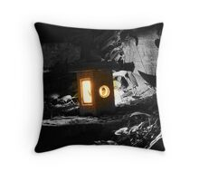 Hayman Island Shots 2 Throw Pillow