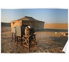 Bedouin Life Poster