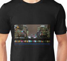Paris, La Défense by night Unisex T-Shirt