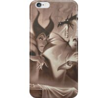 Disney Villain Disney Maleficent Disney Sleeping Beauty iPhone Case/Skin