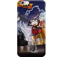 Rick n' Morty: To The Future iPhone Case/Skin