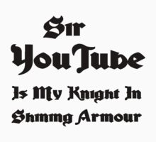 My knight in shining armour by KirstyBarnett