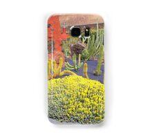 The Cesar Manrique Cactus Garden.................Lanzarote Samsung Galaxy Case/Skin