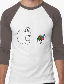 Mac Attacks Men's Baseball ¾ T-Shirt