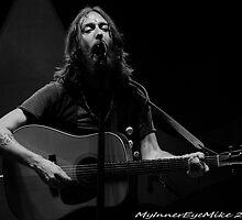 #458  Chris Robinson w/ Acoustic Guitar by MyInnereyeMike