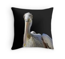 PELICAN 2 Throw Pillow