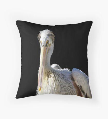 PELICAN 2 Throw Pillow