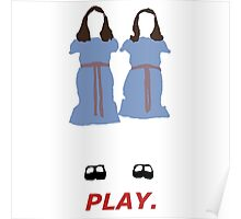 Come Play With Us Poster