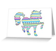 Bright Magic Greeting Card
