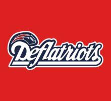 DEFLATRIOTS - DEFLATEGATE - New England Patriots  Kids Clothes