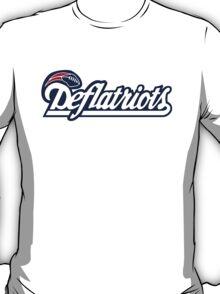 DEFLATRIOTS - DEFLATEGATE - New England Patriots  T-Shirt