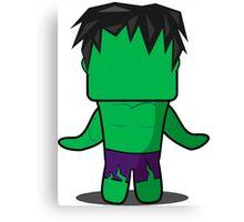 Hulk Quin Canvas Print