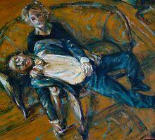 Pietas by Luca Palazzi