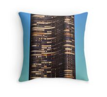 Lake Point Tower - Chicago, IL Throw Pillow