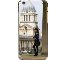 A day out in Greenwich -  iPhone Case/Skin