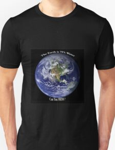 Earth - Water - and Swim T-Shirt