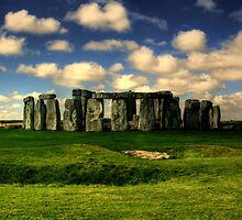 A Stonehenge Morning by Justin Hook