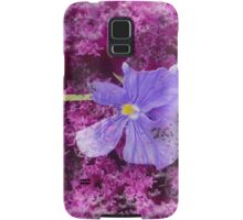 The Kale & The Pansy Samsung Galaxy Case/Skin