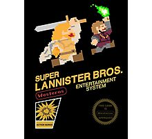 Super Lannister Bros. Photographic Print