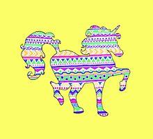 Yellow Magic by LaurasLovelies