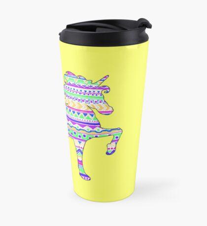Yellow Magic Travel Mug
