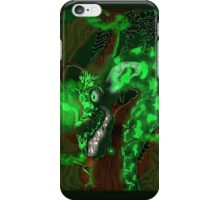 Nidhoggr and Yggdrasil iPhone Case/Skin