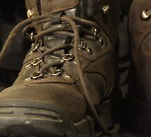 Boots for living in by Chris R