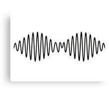 Arctic Monkeys AM Canvas Print