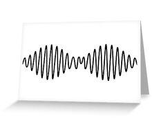 Arctic Monkeys AM Greeting Card