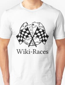 Wiki-Races! T-Shirt