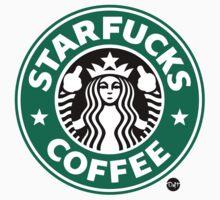 StarFucks Coffee by D-AF-T