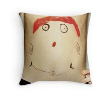 art boy Throw Pillow