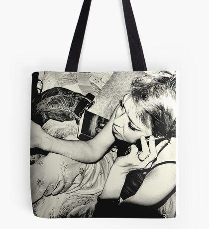 call somebody Tote Bag