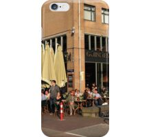 Streets Of Amsterdam  iPhone Case/Skin