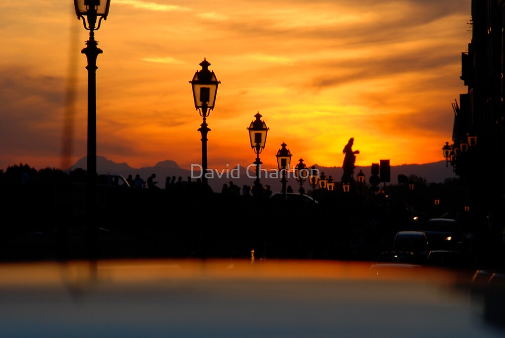 Firenze Ambiance by David Charlton