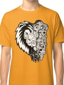 Psychedelly Lion Classic T-Shirt