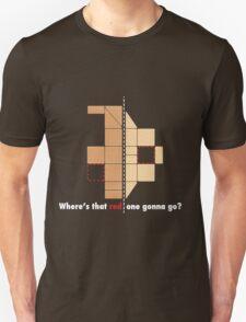 The Heinsbergen Question Unisex T-Shirt