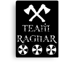 Team Ragnar Canvas Print